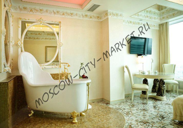 Апартаменты в Москва-Сити (Полулюкс)