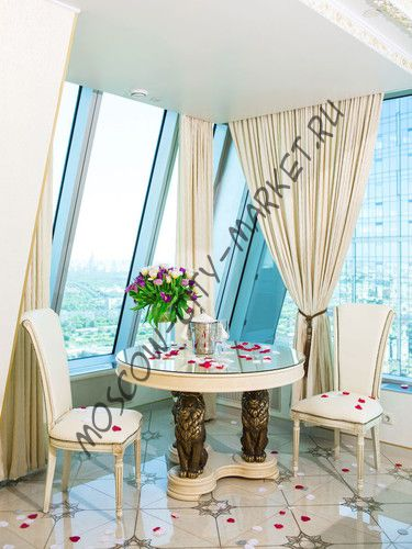 Апартаменты в Москва-Сити (Люкс)