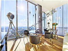Апартаменты в Москва-Сити (Sky Grand Loft)